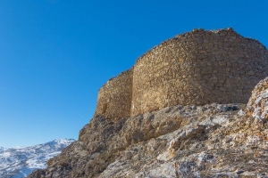 Fot FB Ruins Ancient of Azerbaidjan